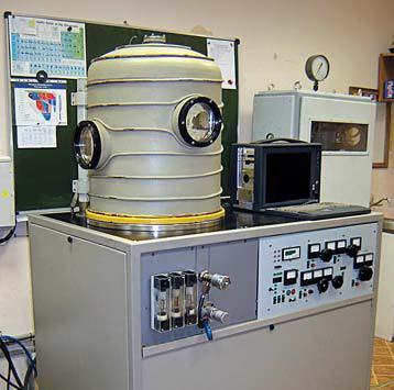 Установка вакуумного напыления