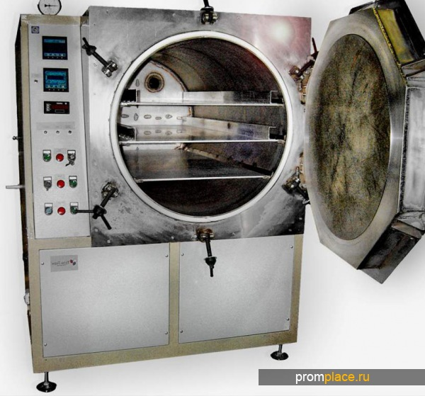 камера вакуумного напыления