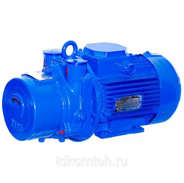 Вакуумный водокольцевой насосный агрегат